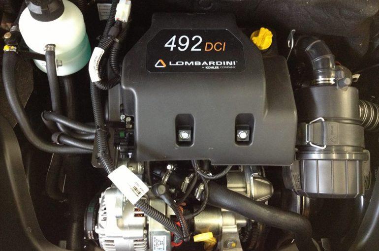 Motorblok DCI 492