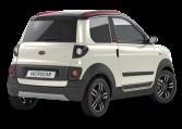 MGO6X Redpack - Blanc nacre rear