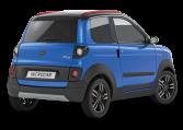 MGO6X Redpack - Bleu reef rear
