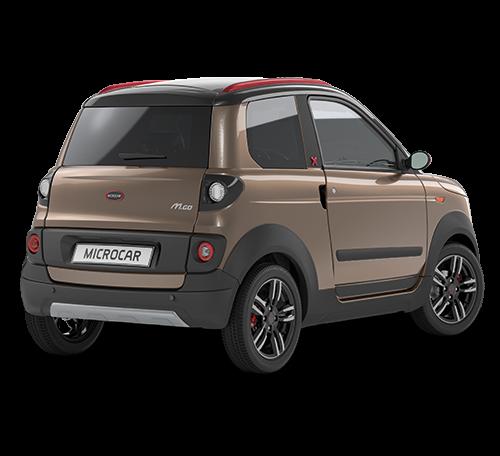 MGO6X Redpack - Bronze rear
