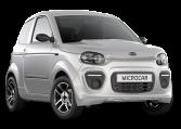 Microcar MGO6 Plus Gris